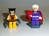 Image of Wolverine and Magnetro Front 2
