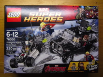 76030 Avengers Hydra Showdown Review 01