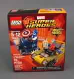 76065 Mighty Micros: Captain America vs. Red Skull Review 01