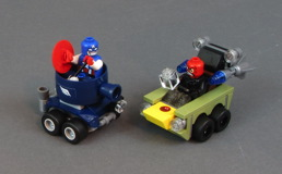 76065 Mighty Micros: Captain America vs. Red Skull Review 24