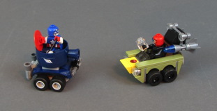 76065 Mighty Micros: Captain America vs. Red Skull Review 25