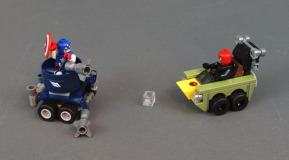 76065 Mighty Micros: Captain America vs. Red Skull Review 28