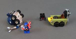 76065 Mighty Micros: Captain America vs. Red Skull Review 31