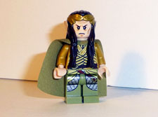 Image of Elrond Second Face