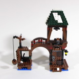 79016 Attack on Lake-town Review 05