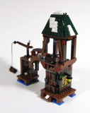 79016 Attack on Lake-town Review 12