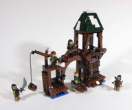 79016 Attack on Lake-town Review 25