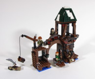 79016 Attack on Lake-town Review 26