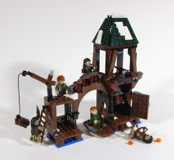 79016 Attack on Lake-town Review 27