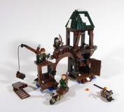 79016 Attack on Lake-town Review 30