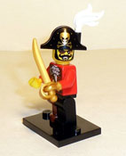 Image of Pirate Captain 03