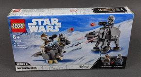 75298 AT-AT vs Tauntaun Microfighters Review 01