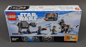 75298 AT-AT vs Tauntaun Microfighters Review 02