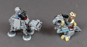 75298 AT-AT vs Tauntaun Microfighters Review 06