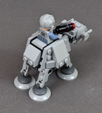 75298 AT-AT vs Tauntaun Microfighters Review 10
