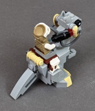 75298 AT-AT vs Tauntaun Microfighters Review 15