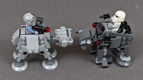 75298 AT-AT vs Tauntaun Microfighters Review 19
